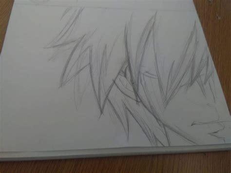imagenes sad a lapiz dibujo sad version drip fairy tail amino