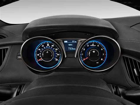 how make cars 2012 hyundai genesis instrument cluster image 2013 hyundai genesis coupe 2 door i4 2 0t auto instrument cluster size 1024 x 768 type