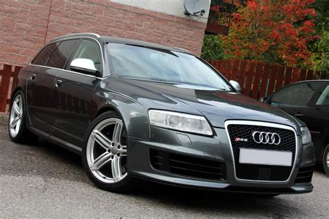 audi rs6 2007 used 2007 audi rs6 for sale in aberdeen pistonheads