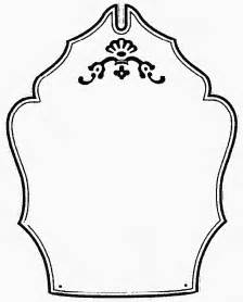 Shield Drawing Template by Blank Shield Logo Blank Shield Template Clip Free