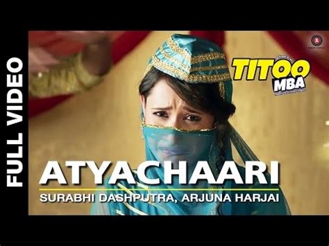 Titoo Mba Songs by Atyachari Lyrics In Titoo Mba Song