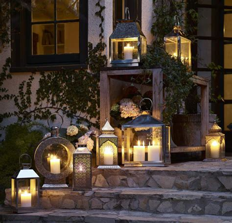 Outdoor Patio Lanterns by Set The Mood For Summer Outdoor Entertaining Huffpost
