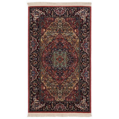Karastan Rugs by Karastan Rugs Original Karastan 5 9x9 Medallion Kirman Rug Dunk Bright Furniture Rug