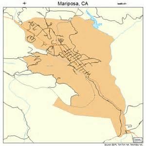 mariposa california map mariposa california map 0645932