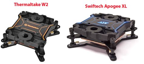 Thermaltake W2 Cpu Water Block thermaltake accused of stealing new computex products went far legit reviews