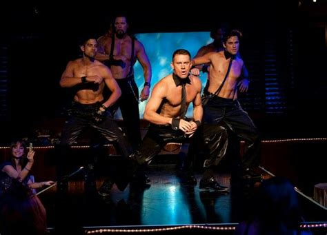 magic mike stripping scene it magic mike men hot lovin that leather pinterest