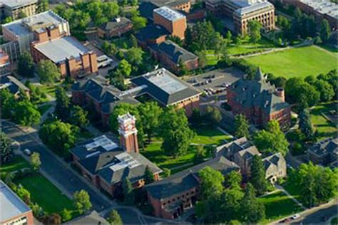 Mba Where I Can Live On Cus by Wsu Pullman