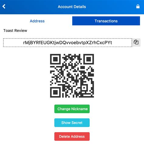 ripple wallet apps hardware ios android  updated