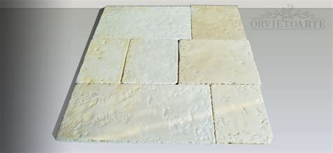 orvieto arte pavimento in pietra di trani di antica fattura