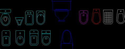 Toilet Blocks In Autocad Download Cad Free 133 79 Kb Bibliocad Toilet Template Autocad