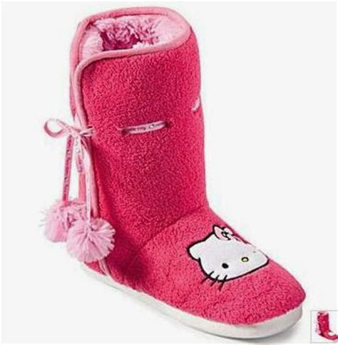 hello boot slippers msroughette s closet hello slipper boots
