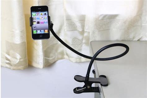 cell phone holder for bed brand new universal stretching car mobile phone stand