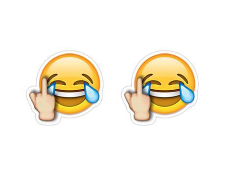 l emoji l emoji che fa il dito medio esiste ecco come mandarla
