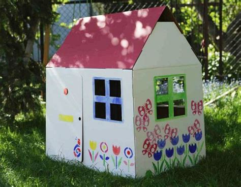 cardboard houses for kids smart cardboard toys for boys and girls by trzymyszy pl