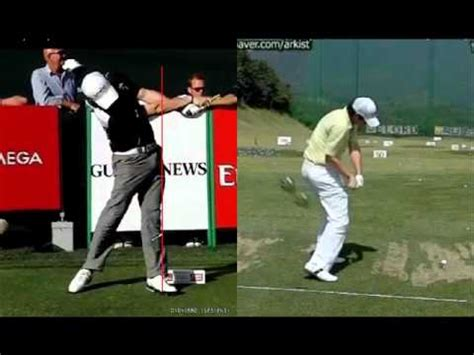 rory mcilroy swing analysis rory mcilroy golf swing sequence images