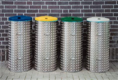 gelber sack gestell abfall wertstoffsammler