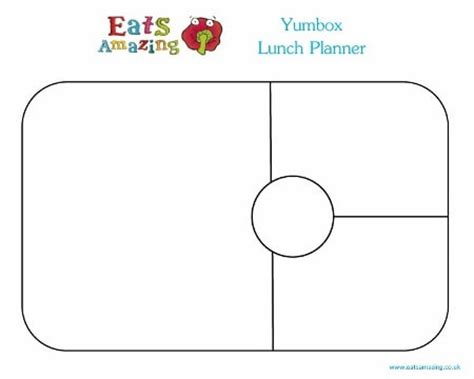 lunch box planner template yumbox template lunch planners eats amazing