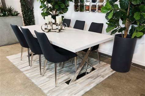 caesar dining table caesar fixed dining table and 6