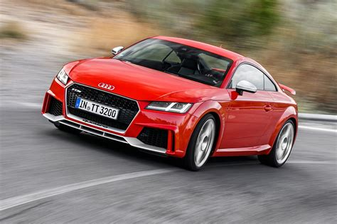 audi canada 2017 audi tt rs first drive review motor trend canada