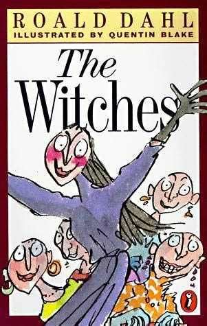the witch an autobiography books poetanthology roald dahl