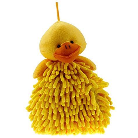 Dress Towel Pita Microfiberm Yellow 3 plush microfiber animal yellow duck and blue baby elephant duster towel learning