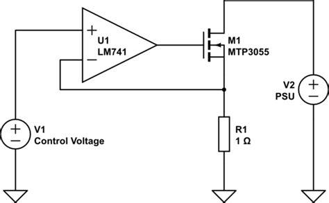 bjt transistors in parallel bjt parallel transistors in constant current load electrical engineering stack exchange