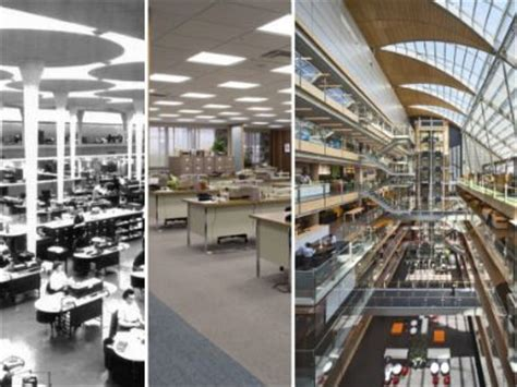 Evolved Office by The Evolution Of The Office How Modern Offices