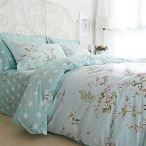 sisbay spring rural bedding set vintage cottonnew design elegant floral duvet covergirls