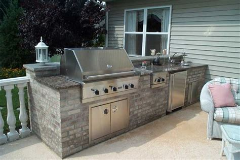 contemporary kitchen decorating ideas contempory outdoor kitchen decorating design