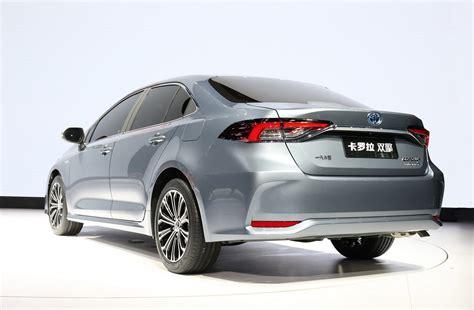 2020 Toyota Corolla by 2020 Toyota Corolla Sedan Revealed With Sharp Styling