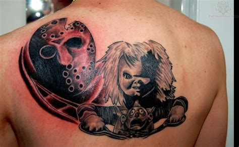 chucky tattoo designs chucky images designs