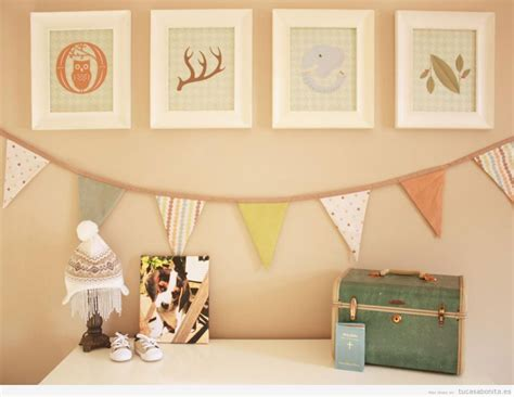 decorar habitacion de bebe con poco dinero ideas para decorar una habitaci 243 n de beb 233 y de ni 241 o con