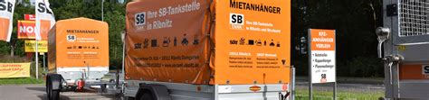 Anh Nger Mieten Sixt by Tankstelle Vermietung