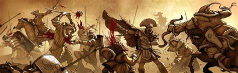 thehun mobile romans vs huns fight by drvce on deviantart