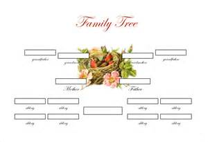 family tree pdf template simple family tree template 25 free word excel pdf