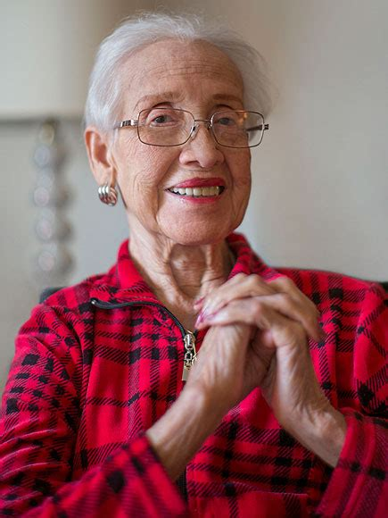 katherine johnson in movie katherine johnson turns 98 people