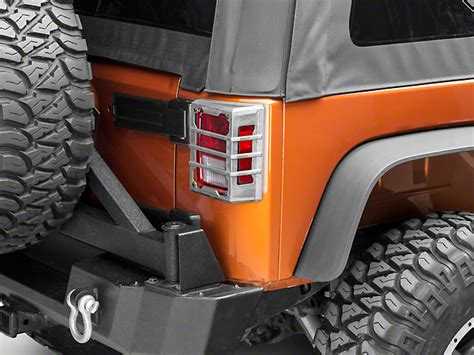 rugged ridge elite light guards rugged ridge jeep wrangler elite light guards