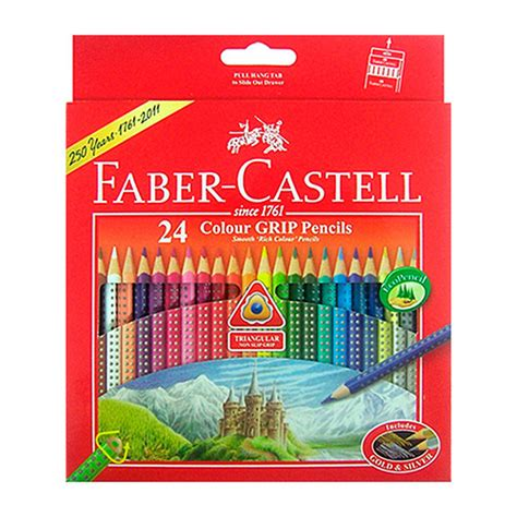 Faber Castell 12 Watercolour Pencils 10 pens pencils and markers you can use for coloring