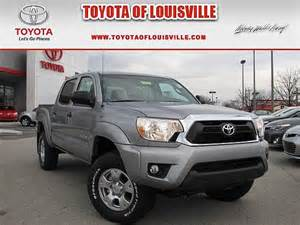 Sam Swope Toyota 2015 Toyota Tacoma Base Sam Swope Auto Louisville Ky