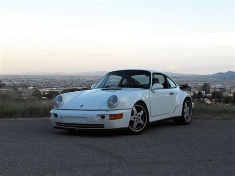 ruf porsche wide body wider wheels and tires 93 turbo body 964 page 2