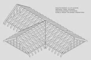 mansard roof how to gable roof framing gable roof details