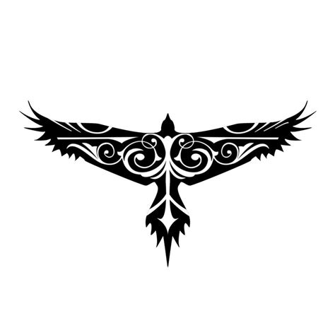 hawk tribal tattoo hawk stolen peace a on rpg