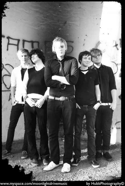 JamesArthurBlog♥: James' Band Moonlight Drive