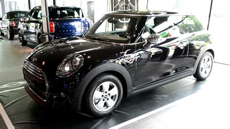 Mini 3 Black 2015 new mini one f56