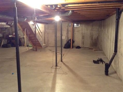 how to turn an unfinished basement into a bedroom help make an unfinished basement usable