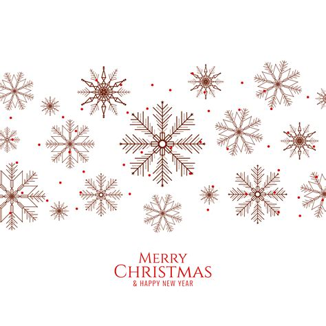 abstract merry christmas elegant background  snowflakes   vectors clipart
