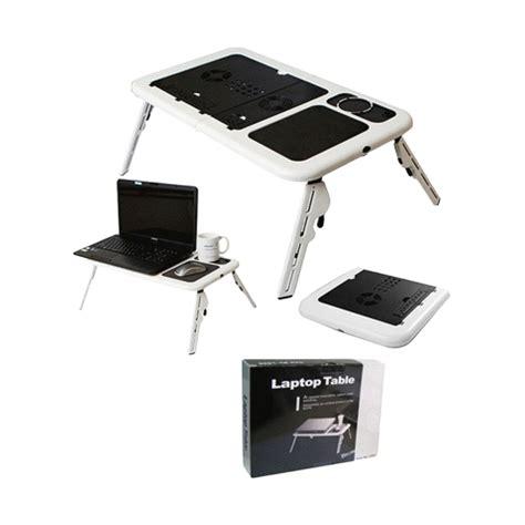 Meja Laptop Portable Dengan Cooling Fan jual tokokadounik home meja laptop portable harga kualitas terjamin blibli