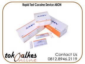 Jual Alat Tes Narkoba Di Palembang jual rapid test cocaine merk abon harga murah toko alat kesehatan