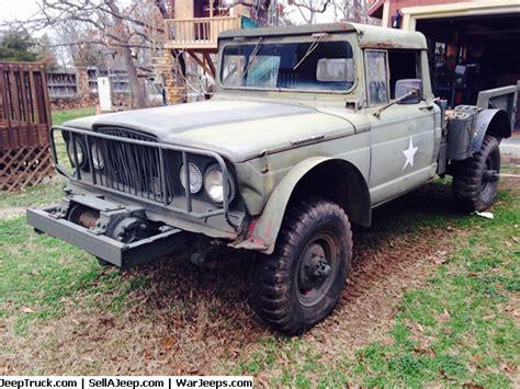 1968 Kaiser Jeep M715 For Sale Image E6p56g