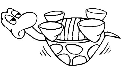 turtle coloring pages free printable pictures coloring